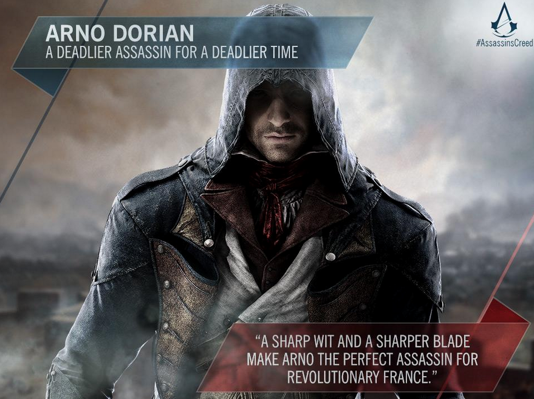 Assassin S Creed Unity The Shorty Awards
