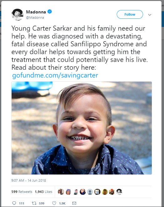 Curing a Fatal Disease in Children: Saving Carter - The ...