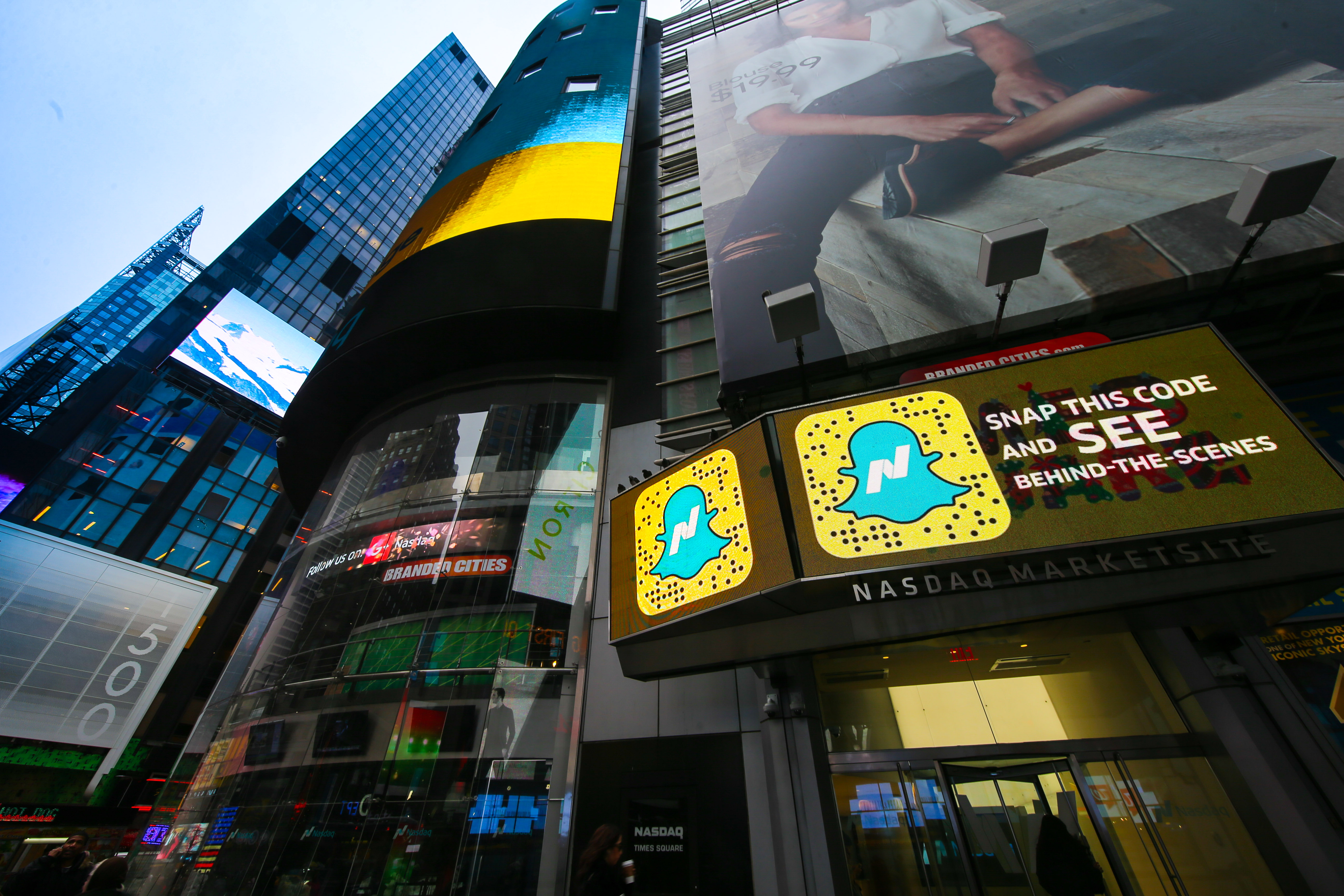 Nasdaq Connects with the Next Generation of Entrepreneurs