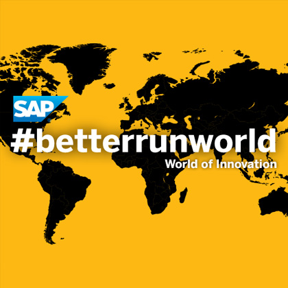 SAP's Better Run World social media campaign - The Shorty Awards