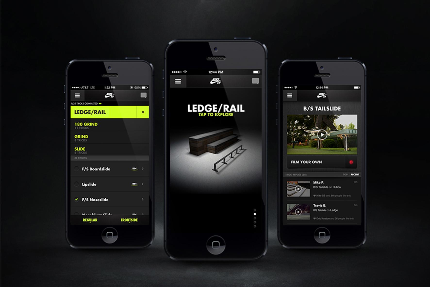 The Nike SB App - The Shorty Awards