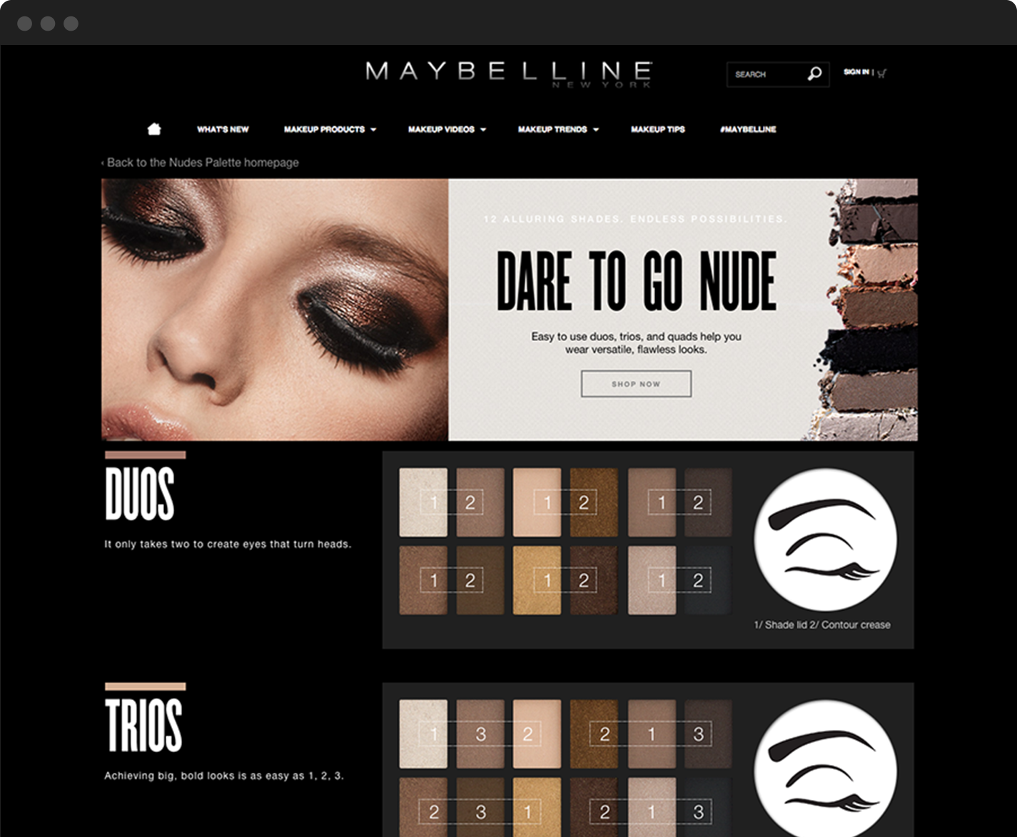 Maybelline Dare to Go Nude Limited Edition Master Glaze